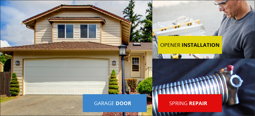 Garage Door Repair around Palatine, IL